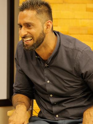 Fareed Khimani